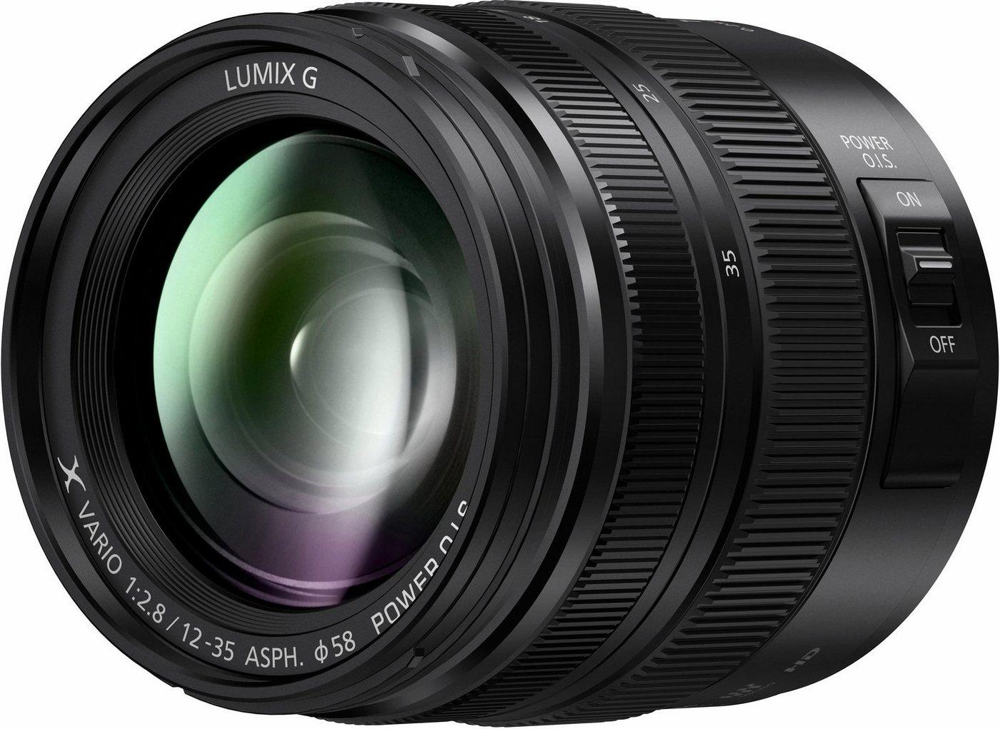 Objektive - Lumix Panasonic »H HSA12035E« Zoomobjektiv  - Onlineshop OTTO
