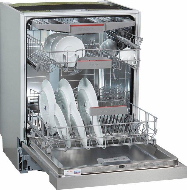 Küchengroßgeräte - BOSCH teilintegrierbarer Geschirrspüler Serie 6, Serie 6 SMI68MS02E, 9,5 l, 14 Maßgedecke  - Onlineshop OTTO