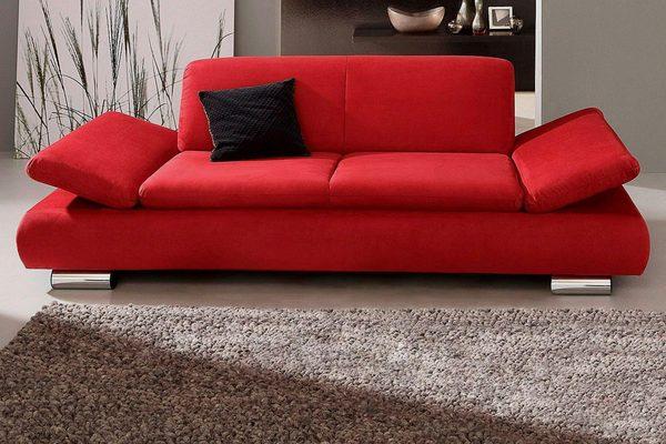 Max Winzer® 2-Sitzer »Toulouse«, mit klappbaren Armlehnen, Breite 190 cm