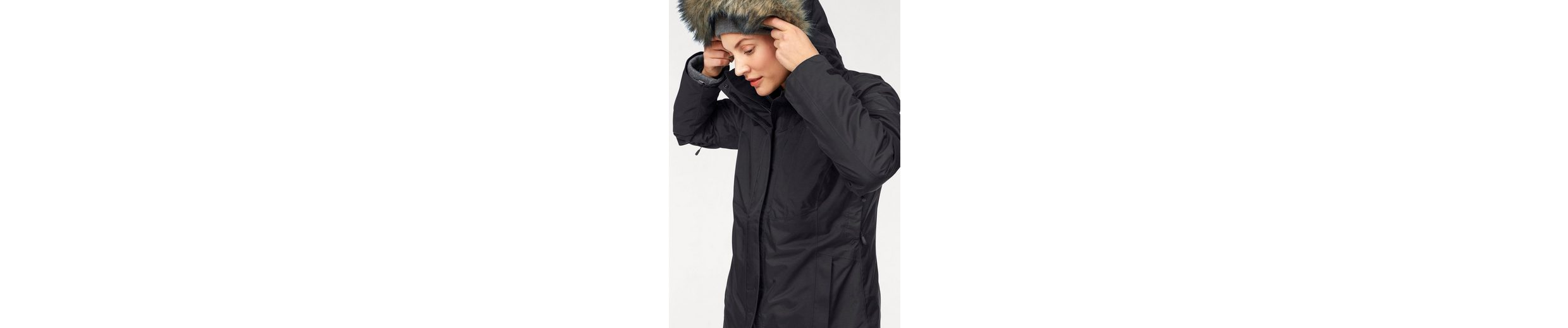 Jack Wolfskin 3-in-1-Funktionsjacke ARCTIC OCEAN (Set, 2 tlg), aus der 3in1-Regular-System-Serie