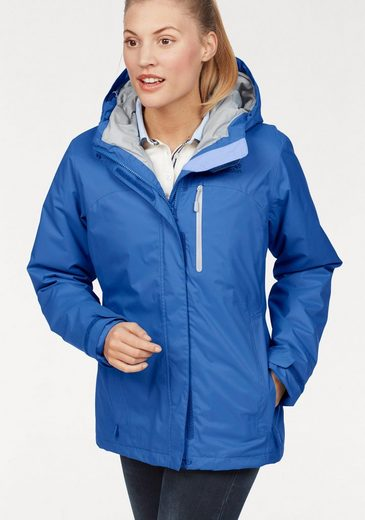 Jack Wolfskin Funktionsjacke NORTHERN LAKE WOMEN, warm wattiert