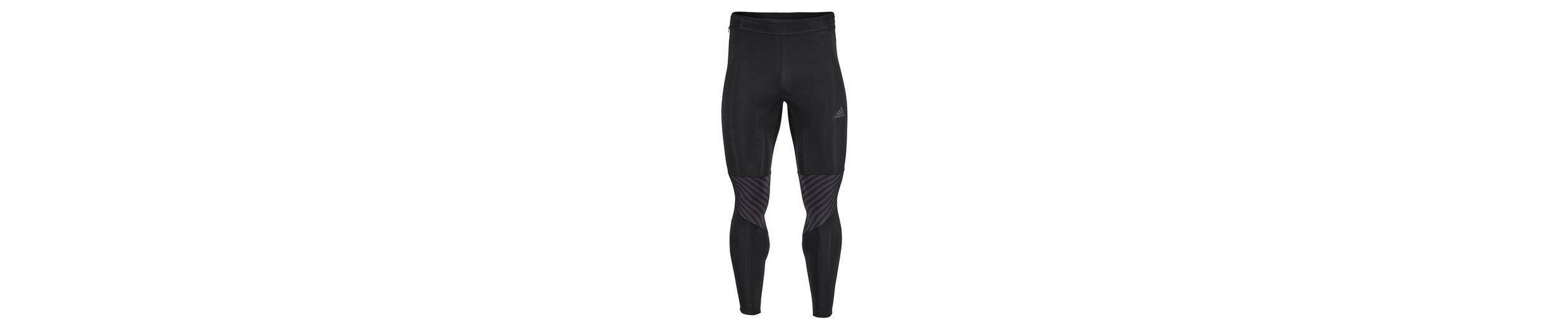 adidas Performance Lauftights SUPERNOVA LONG GRA TIGHT MEN, mit kleiner Hosenbundtasche