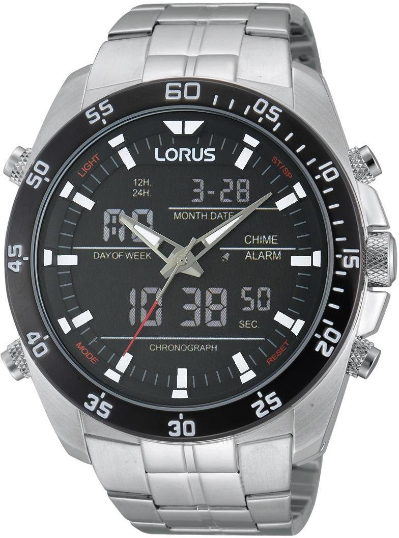 LORUS Chronograph »RW611AX9«