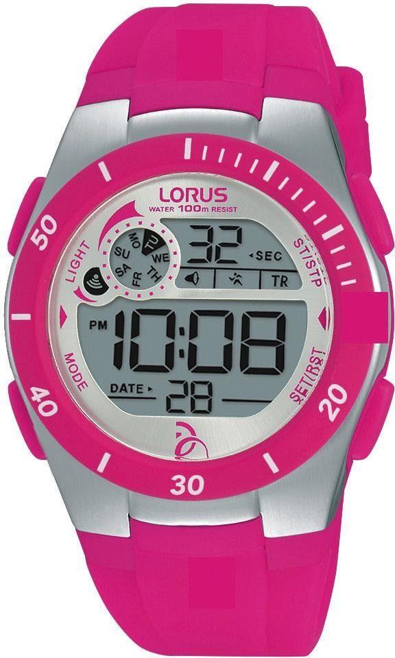 LORUS Chronograph »R2383KX9«