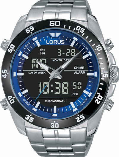 LORUS Chronograph »RW629AX9«