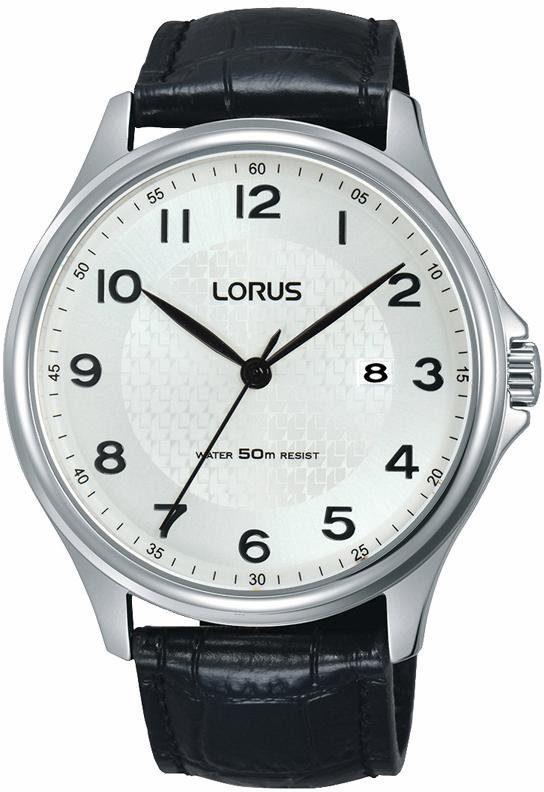 LORUS Quarzuhr »RS987CX9«