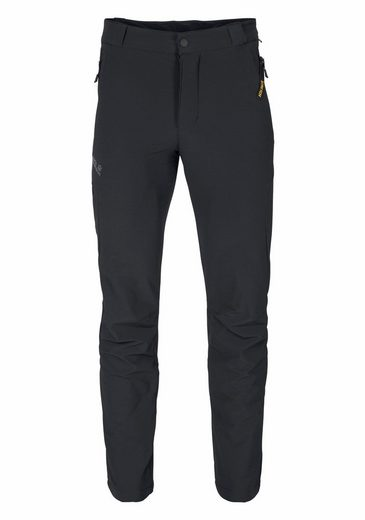 Jack Wolfskin Funktionshose ACTIVATE THERMIC PANTS, - besonders wärmend