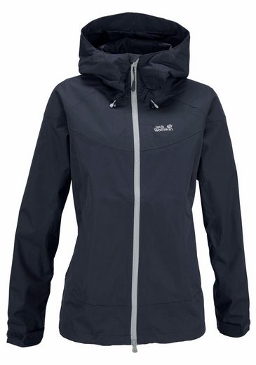 Jack Wolfskin Funktionsjacke NORTH RIDGE, passend zur 3-in-1-Short-System-Serie
