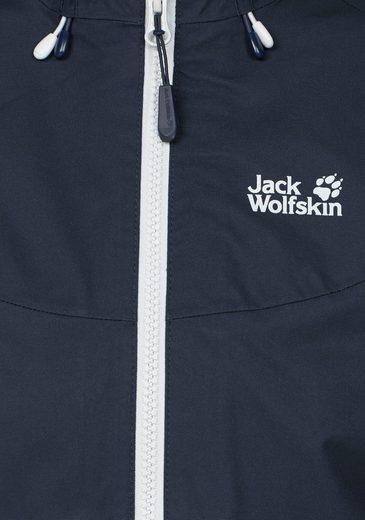 »north system Wolfskin 3 1 Jack Zur Funktionsjacke Ridge« serie in short Passend EFWqvw