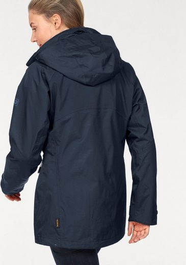 Jack Wolfskin Funktionsjacke COLORADO FLEX, aus der 3-in-1-Regular-System-Serie