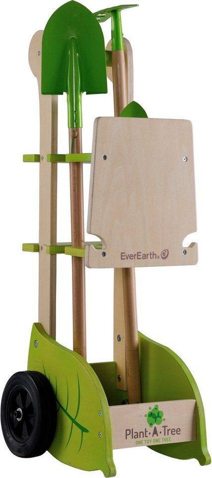 everearth holzspielzeug gartentrolley kaufen otto. Black Bedroom Furniture Sets. Home Design Ideas