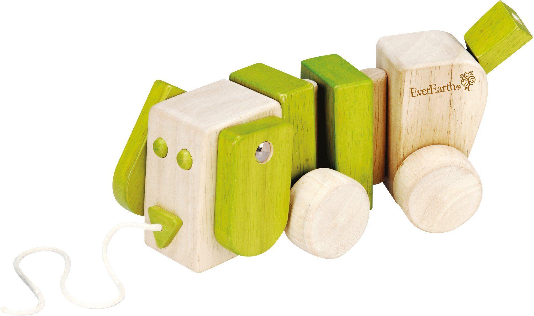 EverEarth® Holzspielzeug, »Nachzieh Hund«
