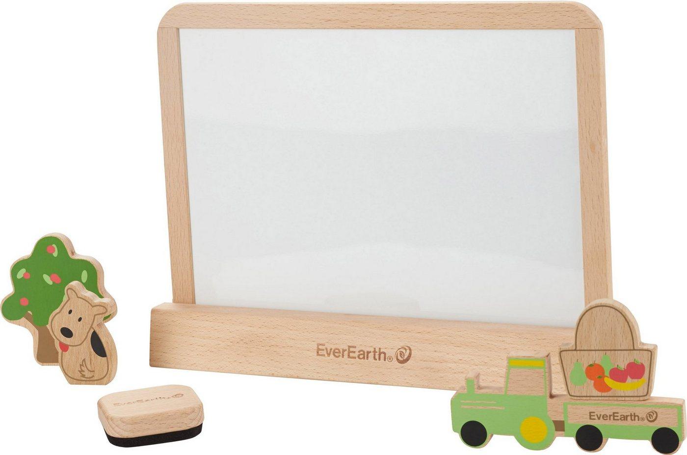 unisex EverEarth® Tafel bunt  Holzspielzeug