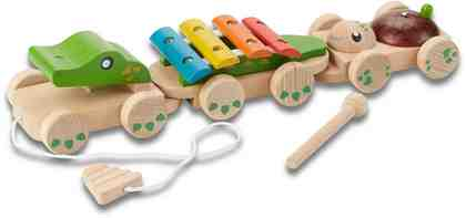EverEarth® Holzspielzeug, »Musikzug«