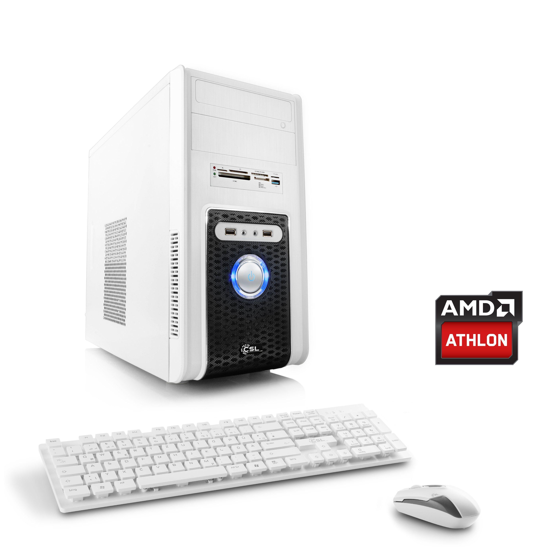 CSL Multimedia PC | Athlon X4 860K | Radeon R7 240 | 8 GB RAM »Sprint T4828 Windows 10 Home«