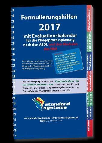 Broschiertes Buch »Formulierungshilfen 2017 für die...«