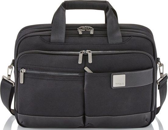 TITAN® Businesstasche »PowerPack S«, mit Laptopfach