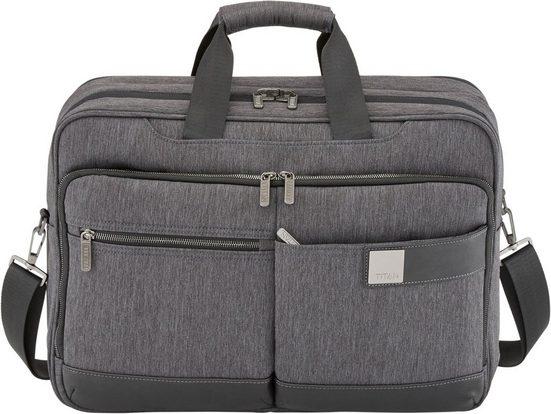 Sac Daffaires Titan® Avec Compartiment Pour Ordinateur Portable, Powerpack M