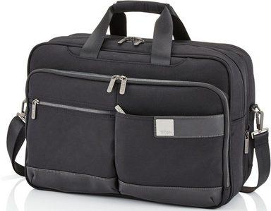 Laptopfach M« »powerpack Mit Businesstasche Titan® xgwfUq8HW