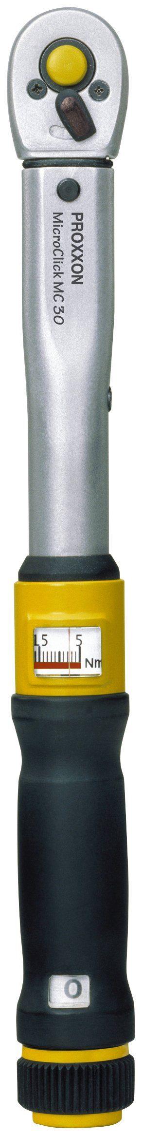 """PROXXON Drehmomentschlüssel »MicroClick MC 30, 6 - 30 Nm, 1/4""""«"""