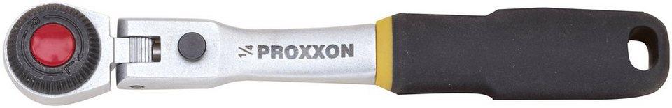 proxxon ratschen set 1 4 mit flexiblem kopf otto. Black Bedroom Furniture Sets. Home Design Ideas