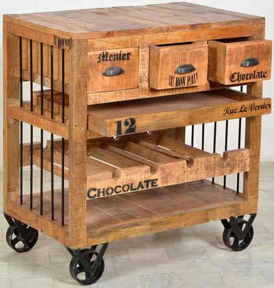 Küchenwagen online kaufen » Servierwagen & Barwagen | OTTO | {Küchenwagen 67}