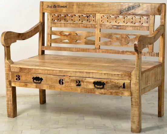 SIT Sitzbank, im factory design, Breite 120 cm
