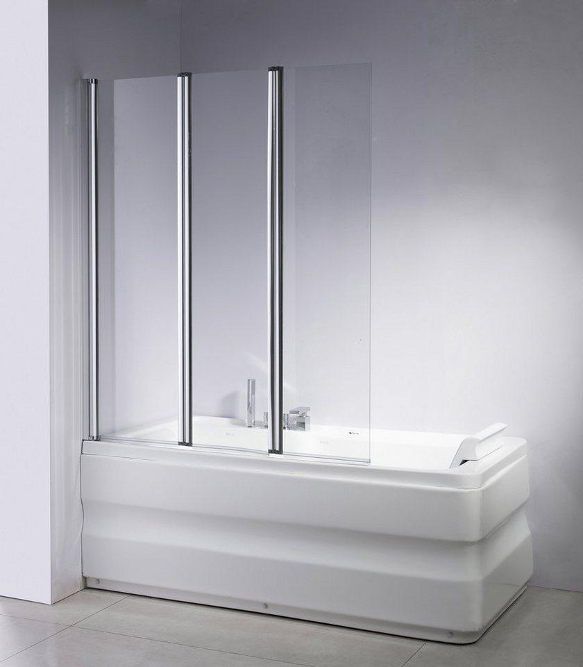 badewannenaufsatz atlanta 3 tlg online kaufen otto. Black Bedroom Furniture Sets. Home Design Ideas