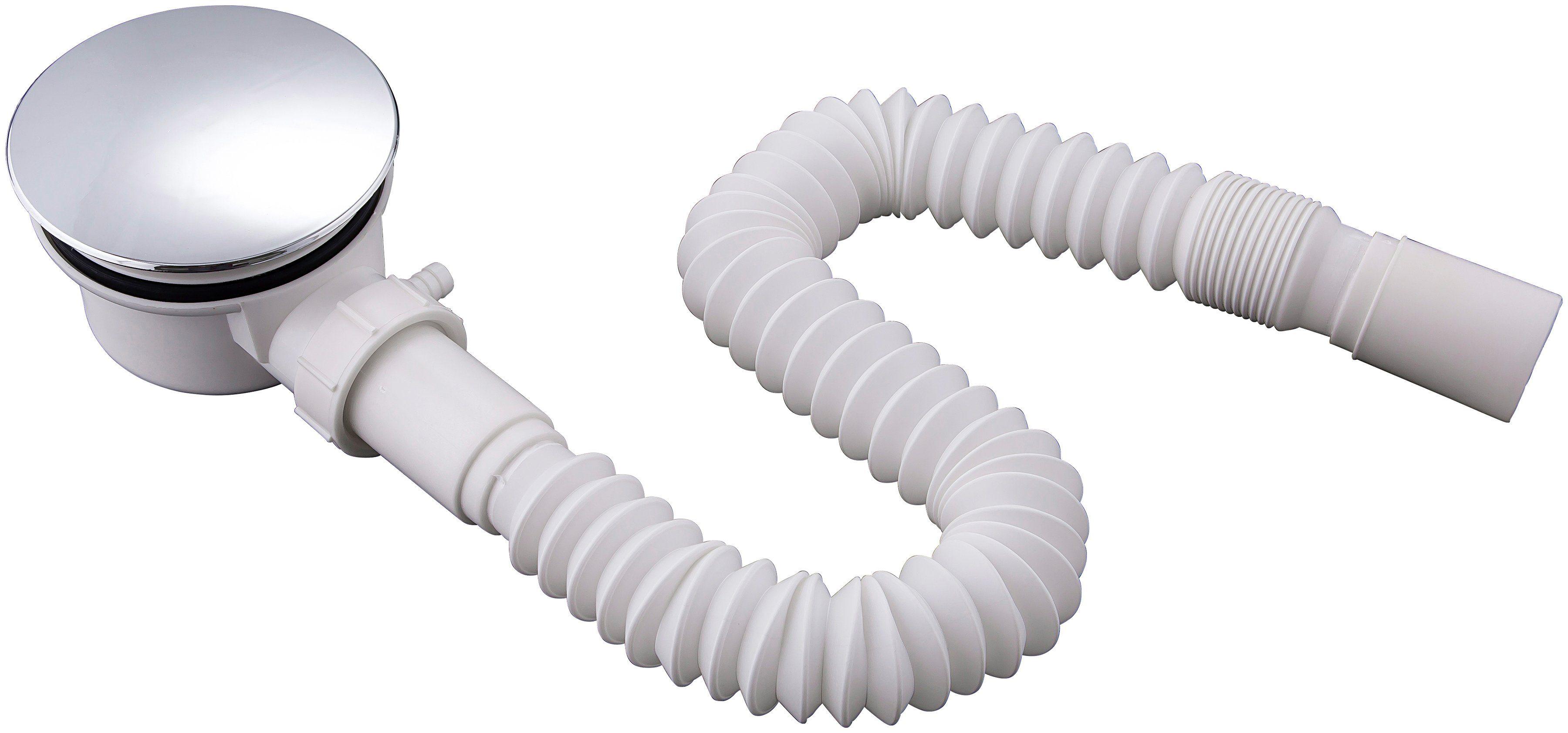 Duschablauf »Ablaufgarnitur für Duschtasse / Duschwanne«, 82,5 mm Durchmesser