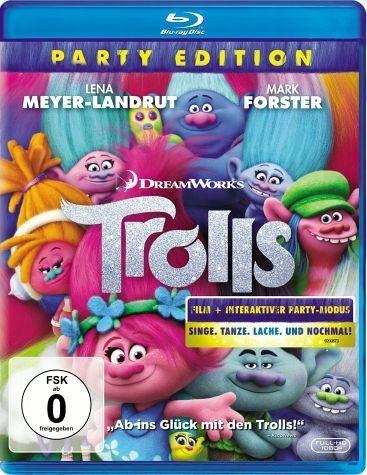 Blu-ray »Trolls«