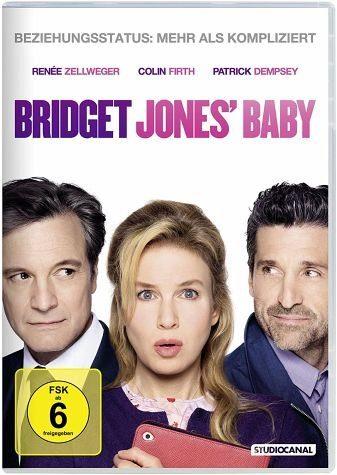 DVD »Bridget Jones' Baby (DVD)«