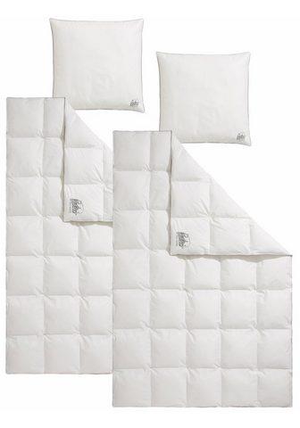 RIBECO Antklodė + pagalvė »Marie« warm (Set)
