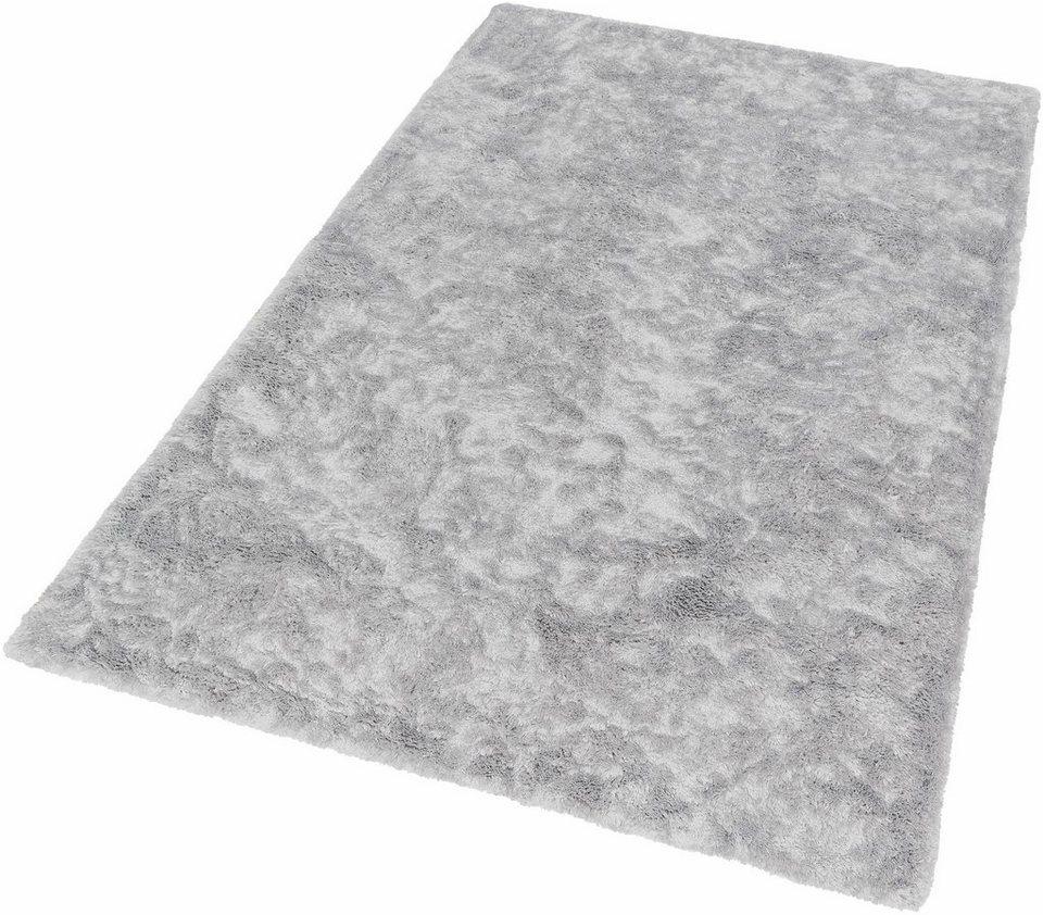 hochflor-teppich »harmony«, schÖner wohnen-kollektion, rechteckig, höhe 35  mm, besonders weich durch microfaser online kaufen | otto