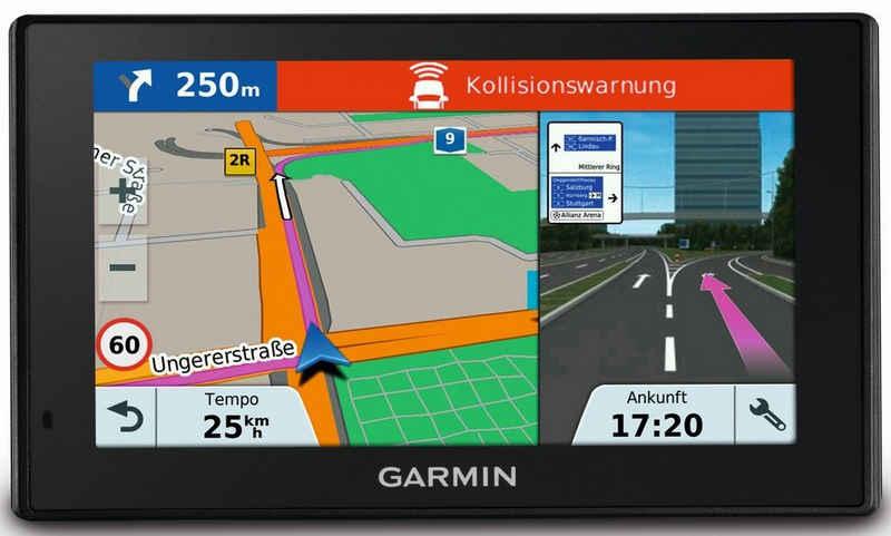Garmin Navigationsgerät »DRIVE Assist 51 LMT-S EU«