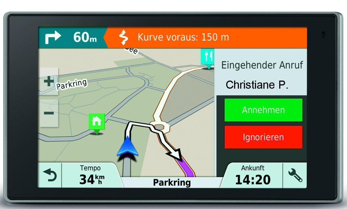 Garmin Navigationsgerät »DRIVE Luxe 51 LMT-D EU«