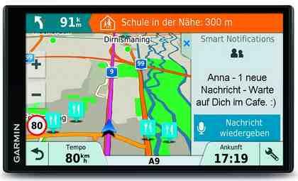 Garmin Navigationsgerät »DRIVE Smart 61 LMT-D EU«