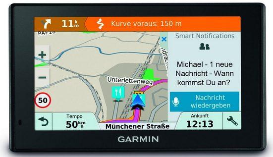 Garmin Navigationsgerät »DRIVE Smart 51 LMT-D EU«