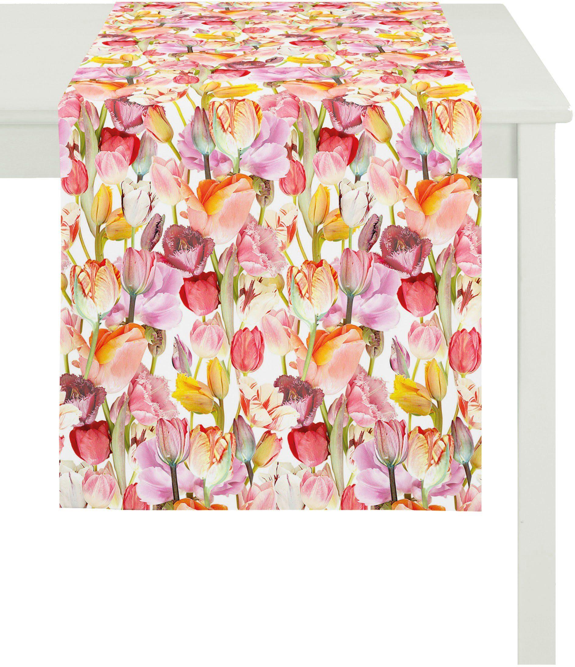 Apelt Tischläufer, 48x140 cm, »2212 SPRINGTIME«