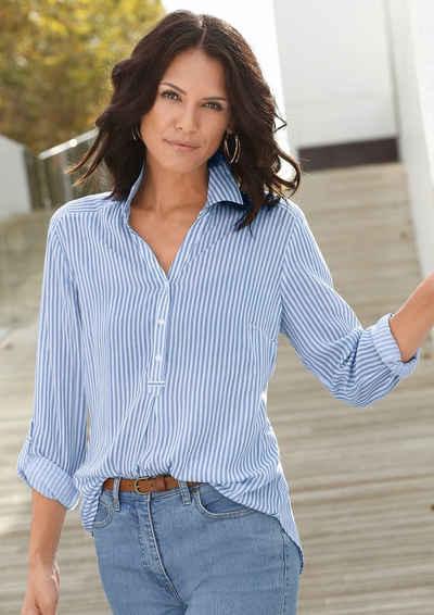 b354108659c869 Blusen in großen Größen » Blusen für Mollige kaufen | OTTO