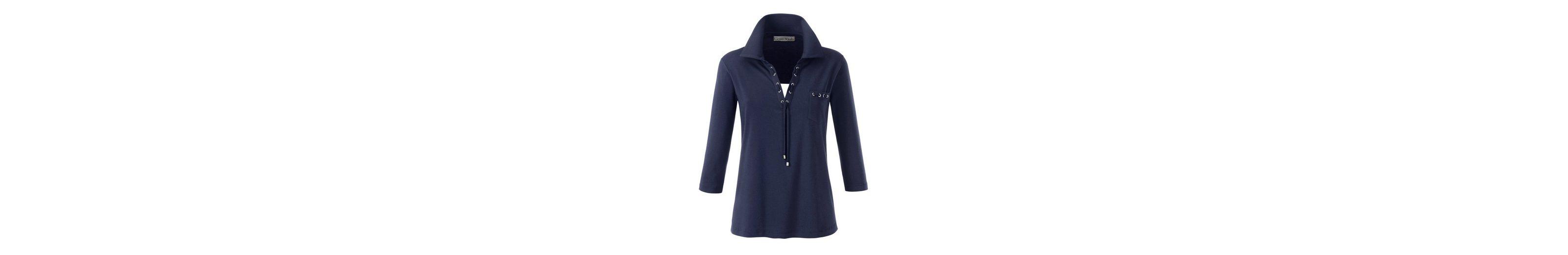 Niedriger Preis Günstig Online Neueste Online Collection L. 2-in-1-Shirt mit dekorativen Bändchen Verkauf Online-Shop IYo7cwSx8