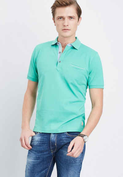 PIERRE CARDIN Piqué-Poloshirt - Regular Fit Sale Angebote Tschernitz