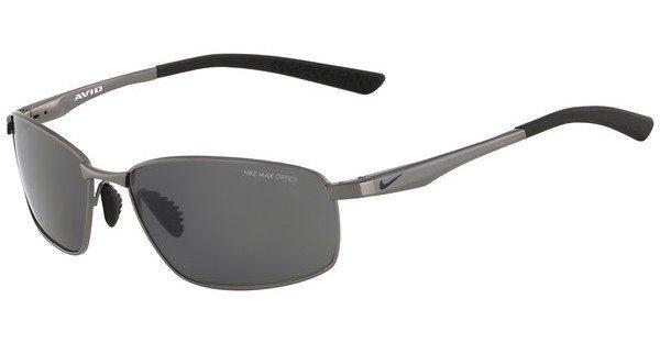 Nike Herren Sonnenbrille » AVID SQ EV0589«, schwarz, 001 - schwarz/grau