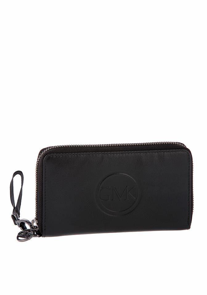 GUIDO MARIA KRETSCHMER Geldbörse, aus Leder, mit Smartphone-Fach und RFID