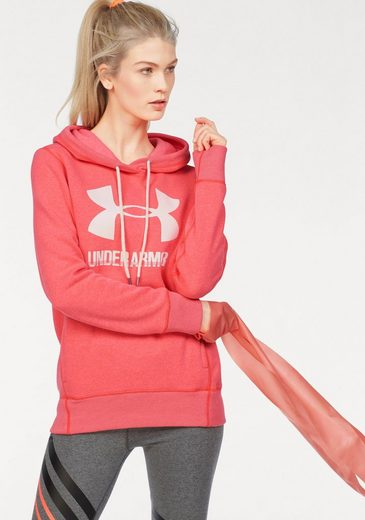 Under Armour® Kapuzensweatshirt FAVORITE FLEECE PO
