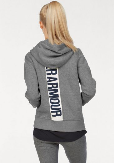 Under Armour® Kapuzensweatjacke FAVORITE FLEECE FZ
