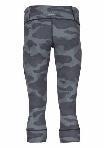 Reebok Leggings LUX 3/4 TIGHT CAMO