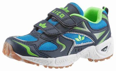 Lico »Jacky VS« Sneaker, mit herausnehmbarer Decksohle, grau, 32 32