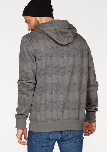 Kangaroos Sweatshirt, Internally Plasticized Roughened