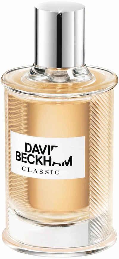 DAVID BECKHAM Eau de Toilette »Classic«