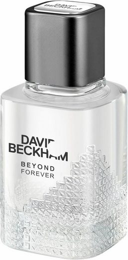 DAVID BECKHAM Eau de Toilette »Beyond Forever«